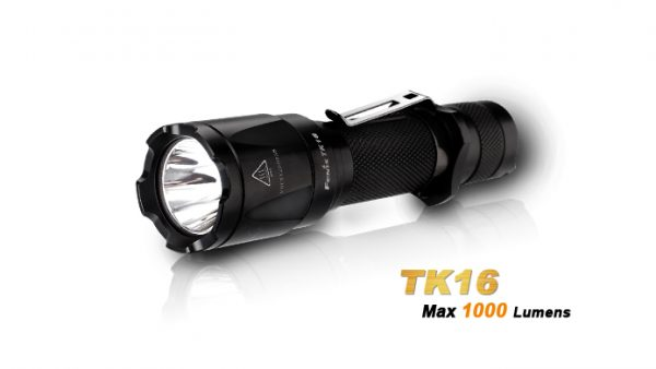Fenix Torch TK 16 Max 1000 Lumens